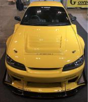S15 SILVIA     TYPE-GTフェンダー