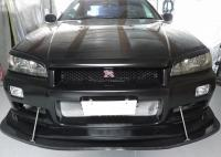 R34 SKYLINE TYPE-RR  (ダブルアール) 2Dr/4Dr